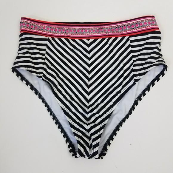Gibson Latimer Other - GIBSON☆LATIMER   high waisted bikini bottom